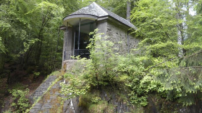 The Hermitage, near Dunkeld