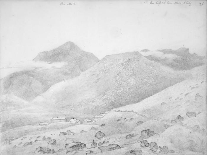 Ben More, 5 August 1829